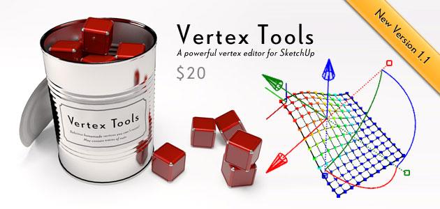 Manual - Getting Started — Vertex Tools